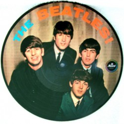 The Beatles - Volume 2 - LP Vinyl Picture Disc