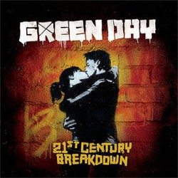 Green Day ‎– 21st Century Breakdown Double LP Vinyl