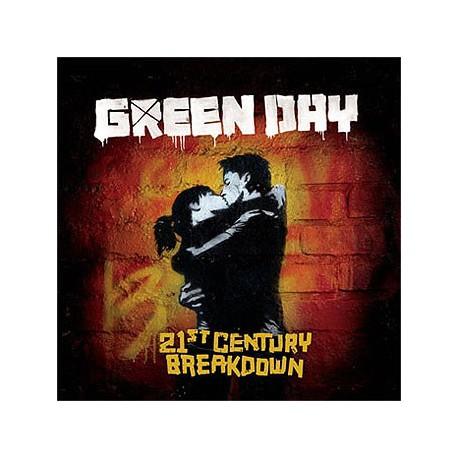 Green Day – 21st Century Breakdown Double LP Vinyl