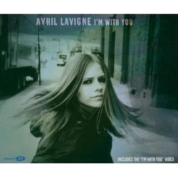 Avril Lavigne ‎- I'm With You - CD Maxi Single