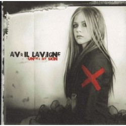Avril Lavigne ‎- Under My Skin - CD Album