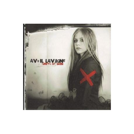 Avril Lavigne - Under My Skin - CD Album
