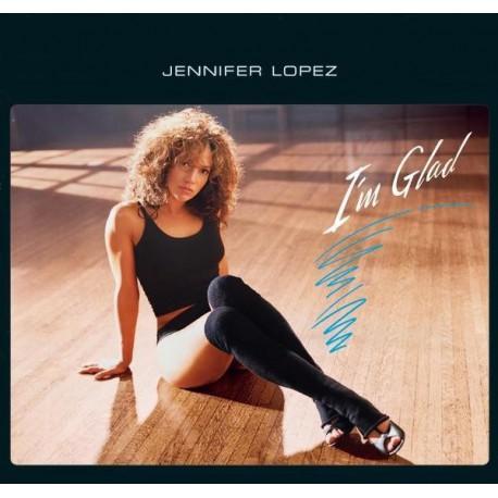 Jennifer Lopez - I'm Glad - CD Single