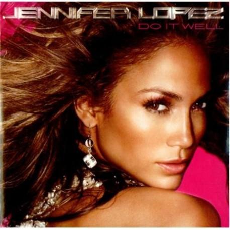 Jennifer Lopez - Do It Well - CD Maxi Single Promo