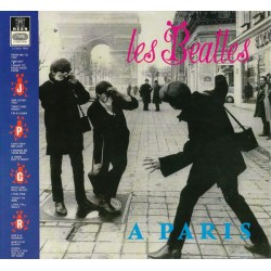 The Beatles - Les Beatles A Paris - LP Vinyl