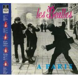 The Beatles - Les Beatles A Paris - LP Vinyl