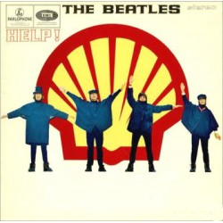 The Beatles - Help! - LP Vinyl - Coloured Yellow