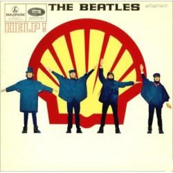 The Beatles - Help! - LP Vinyl - Coloured Yellow