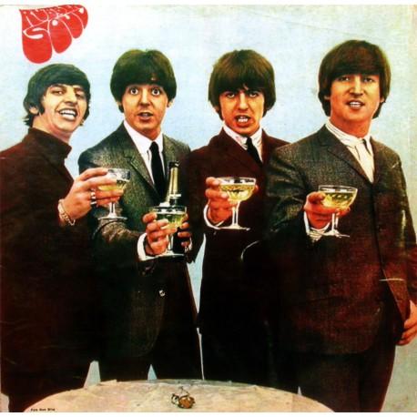 The Beatles - Rubber Soul - Pochette Grèce avec Champagne - LP Vinyl
