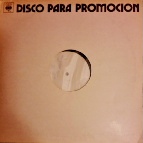 Fleetwood Mac - Mirage ( Espejismo ) Promo LP Test Pressing