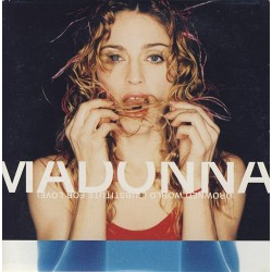 Madonna ‎- Drowned World (Substitute For Love) - CD Single