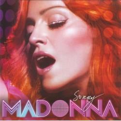 Madonna - Sorry - CD Maxi Single