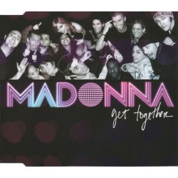 Madonna ‎- Get Together - CD Maxi Single