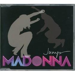 Madonna - Jump - CD Maxi Single