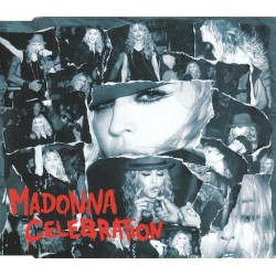 Madonna ‎- Celebration - CD Maxi Single