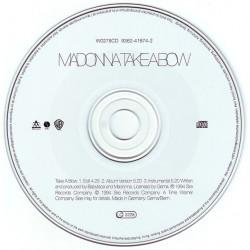 Madonna - Take A Bow - CD Maxi Single