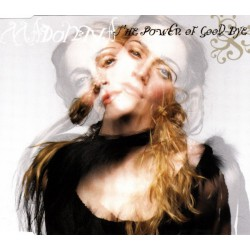 Madonna ‎- The Power Of Good-Bye - CD Maxi Single Promo