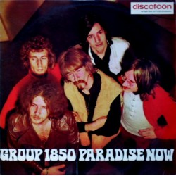 Group 1850 ‎– Paradise Now LP Album