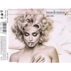 Madonna - Bad Girl - CD Maxi Single