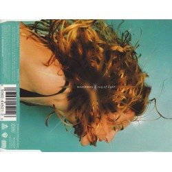 Madonna ‎- Ray Of Light - CD Maxi Single