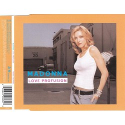 Madonna ‎- Love Profusion - CD2 - CD Maxi Single
