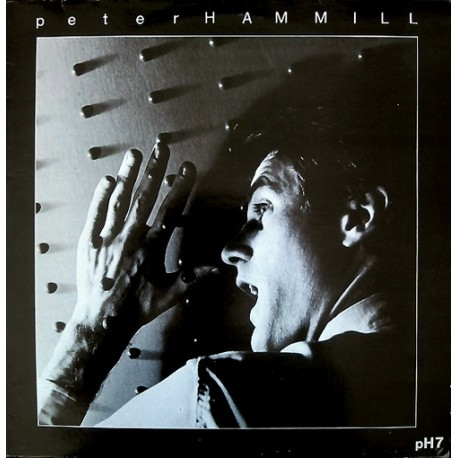 Peter Hammill ‎– pH 7 - LP Vinyl
