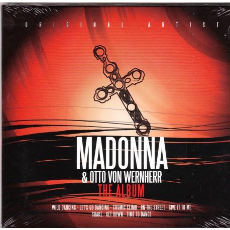 Madonna & Otto Von Wernherr - The Album - Digipack CD Album