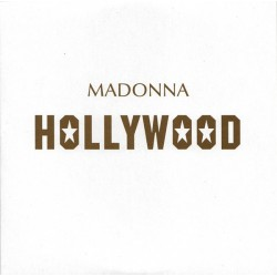 Madonna ‎- Hollywood - CD Single Promo