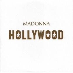 Madonna - Hollywood - CD Single Promo