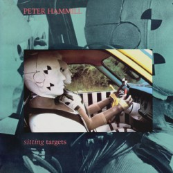 Peter Hammill ‎– Sitting Targets - LP Vinyl