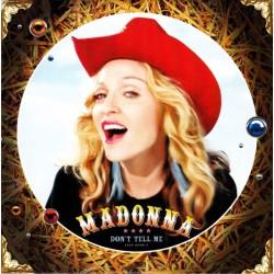 Madonna - Don't Tell Me - CD Single