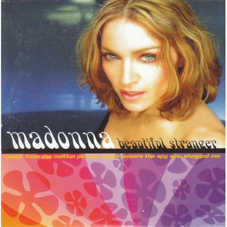 Madonna - Beautiful Stranger - CD Single