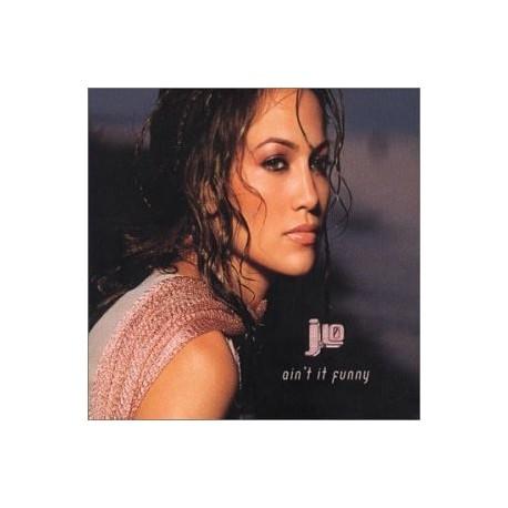 Jennifer Lopez - Ain't It Funny - CD Maxi Single