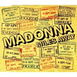 Madonna - Miles Away - CD Maxi Single Promo