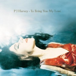 PJ Harvey ‎– To Bring You My Love - LP Vinyl