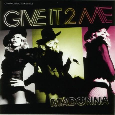 Madonna - Give It 2 Me - CD Maxi Single