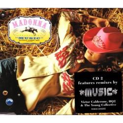 Madonna - Music - CD Maxi Single CD2
