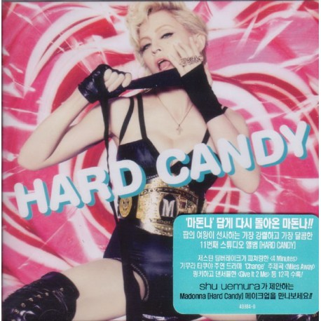 Madonna - Hard Candy - CD Album