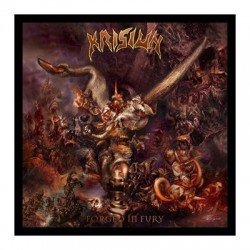 Krisiun - Forged In Fury - Double LP Vinyl + CD