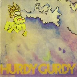 Hurdy Gurdy ‎– Hurdy Gurdy LP Vinyl