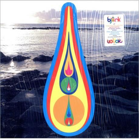 Bjork - Voltaic - LP Vinyl + CD Album