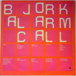 Björk - Alarm Call - Maxi Vinyl Promo