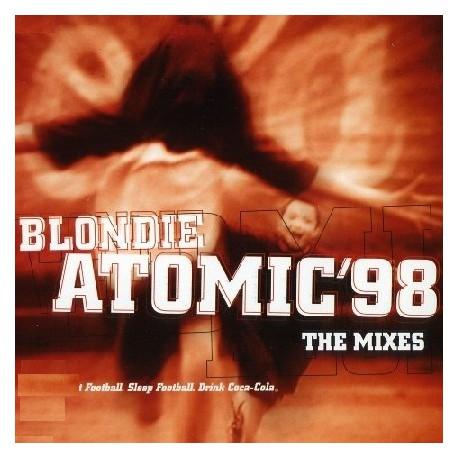 Blondie - Atomic '98 - Maxi Vinyl Promo