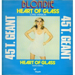 Blondie ‎- Heart Of Glass - Maxi Vinyl