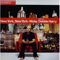 Moby feat. Debbie Harry (Blondie) - New York, New York - Maxi Vinyl