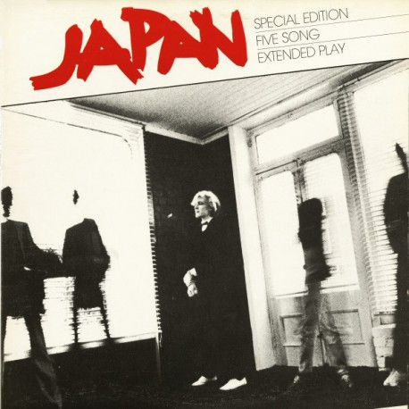 Japan ‎– Special Edition - Five Song - Extended Play