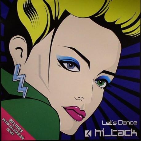 Hi_Tack (  cover David Bowie) - Let's Dance - Maxi Vinyl