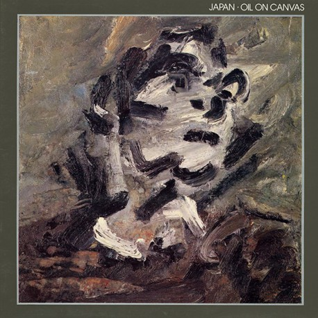 Japan – Oil On Canvas - Double LP Vinyl France
