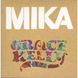Mika - Grace Kelly - CD Single Promo