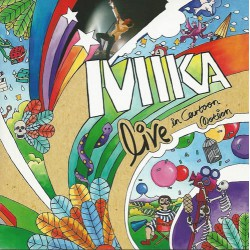 Mika - Live In Cartoon Motion - DVD Promo Single